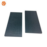 Lamierino della fibra del carbonio dell'epossiresina 3K/scheda/lamiera/materiale isolamento del comitato