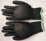 Экономика PU покрытием безопасности рабочие перчатки/промышленных перчатки