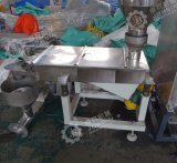 Пластиковый два Неверная установка по производству окатышей экструдера с машины 500кг/ч