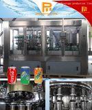 Máquina de relleno de aluminio automática del lacre de la poder de estaño 2 in-1 para el Sprite y la cola