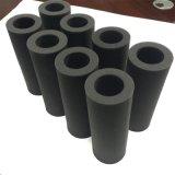 Negro moldeado personalizado embalaje interior EVA espuma suave de los golpes de PU