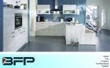 Aangepast Meubilair bmk-60 van de Keuken van de Kabinetten van de Muur van het Glas van de Keukenkasten van de Melamine Houten