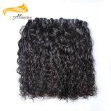 Alimina 100%main liée Virgin Indian Remy Hair trame