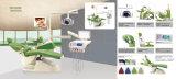 Tableau de l'équipement dentaire de l'unité de soins dentaires
