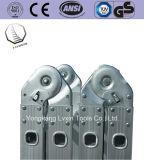 L'aluminium Multipurpose Hing Échelle d'facile à utiliser