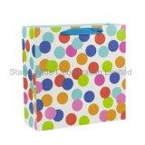 La impresión de envases de cartón de color personalizada bolsa de papel