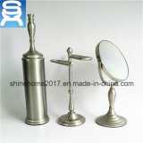 Имитированный комплект вспомогательного оборудования ванны металла отделки крома/вспомогательного оборудования ванной комнаты