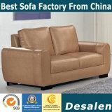 Los mejores muebles del sofá del cuero del pasillo del hotel de la calidad (A07)