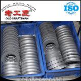 Blank Yg8n les joints de pompe cimentés de carbure de tungstène de sonnerie