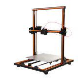 2017 새로운! Anet E12 지능적인 LCD 접촉 0.1mm 정밀도 휴대용 3D 인쇄 기계