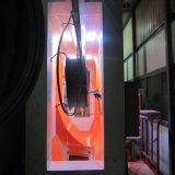 Riga di rivestimento automatica della polvere per gli orli dell'automobile