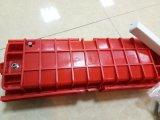 Fermeture optique d'épissure de ventes de Madidi 48 de fibre rouge horizontale chaude de faisceaux