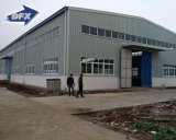 Almacén multi confeccionado de la estructura de acero del cuento de la fábrica de China