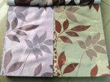 Fabricant de vendre à chaud moderne plaine Rideau JACQUARD Tissu de polyester
