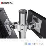 Haute qualité à double moniteur distinct stand Support de montage LCD Stand (OZ-OMM052)