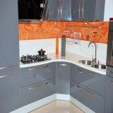 Mobilia contemporanea moderna dell'armadio da cucina