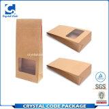 Concevoir le sac de papier de thé remplaçable avec le guichet clair