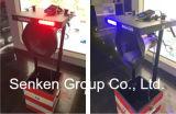 Verkeerslicht van de Sirene van het Verkeer van Senken 12V 20kg het Draagbare met de Sirene van het Alarm