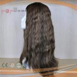 Lange brasilianische wellenförmiges Haar-Frauen-Perücke (PPG-l-0880)