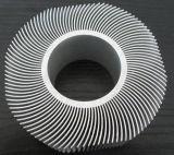 China passte Aluminiumprofil-Strangpresßling-Kühlkörper an
