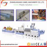 Profils de PVC faisant la ligne d'extrusion de liaison de jonction de machines de production