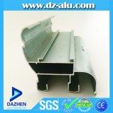 Perfil de aluminio de la ventana de aluminio T5 y de la puerta del perfil 6063 de la Guinea Ecuatorial