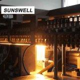 Sunswell 30, 000bph는 순수한 물 송풍기 충전물 캐퍼 Combiblock를 병에 넣었다