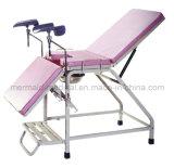 Medizinische Ausrüstunggynecology-Inspektion-Bett, Obstetricbed