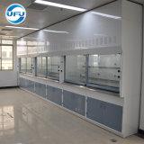 Struttura d'acciaio anticorrosiva Fumehood per il laboratorio di chimica