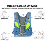 Zaino esterno della maglia di idratazione del sacchetto di corsa