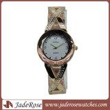 Элегантность запястья женщин моды повседневный смотреть 30m водонепроницаемый роскошь кварцевые часы