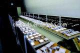 Управление 24V раунда светодиодная панель с RoHS набегающей