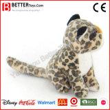 Förderung-Geschenk-angefülltes Tier-Plüsch-Spielzeug-weicher Leopard