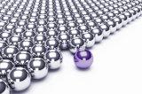 As esferas de aço inoxidável magnético para Kid brinquedos SS440 SS420 G100