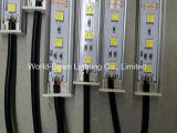 Светодиодный индикатор панель из алюминия (с алюминиевой трубки/радиатор) , SMD5050 Series