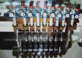 Automatischer Kondensator-Hochgeschwindigkeitsfilm-aufschlitzende Maschine/Slitter und Rückspulenmaschine mit flachem Messer