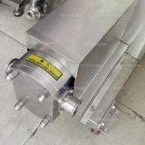 SS304/316L Sanitária da bomba de lóbulo rotativo em aço inoxidável
