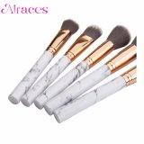 10 ПК мраморные набор щеток для макияжа косметические средства составляют щетки