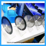 브롬 70nc 단단한 바 파이프 절단기 기계
