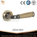 Hardware van de deur vormde het Vierkante Handvat van de Deur op Vierkant toenam (Z6317-ZR13)