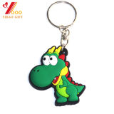 Logo personnalisé Soft PVC Keychain for Promotion Gift