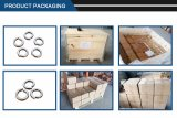 DIN127 Rondelle ressort en acier inoxydable avec la norme de DIN, ANSI, ISO, GB, JIS ou Customerized