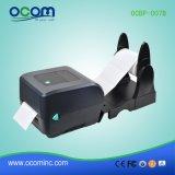 "4"" negro Impresora de etiquetas de códigos de barras térmica para almacén o la hoja de ruta"