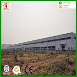 Taller de la estructura de acero de la alta calidad hecho en el fabricante de China