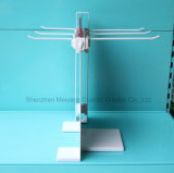 절묘한 싱크대 이중 면 훅 부엌 상품 진열대 부속품은 진열대를 도구로 만든다