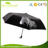 겹 우산을 인쇄하는 색깔 마술 변경