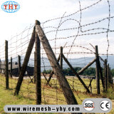 Yhy Companyの有刺鉄線 さまざまな機密保護の囲うことのために使用される