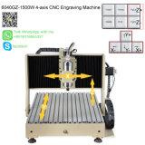 CNC CNC van de Router de MiniMachines van de Draaibank