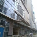 Comitato solido di alluminio decorativo per costruzione commerciale
