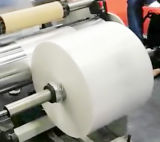 O t-shirt de alta velocidade de Sj-45L ensaca a máquina de sopro da película plástica